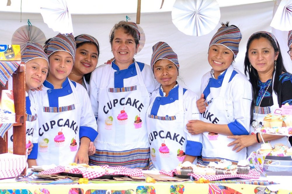 Feria empresarial Guatemala