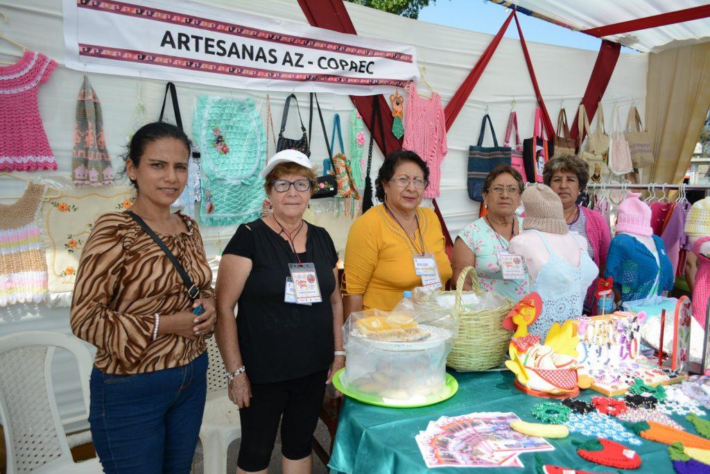Kleinunternehmerinnen Peru