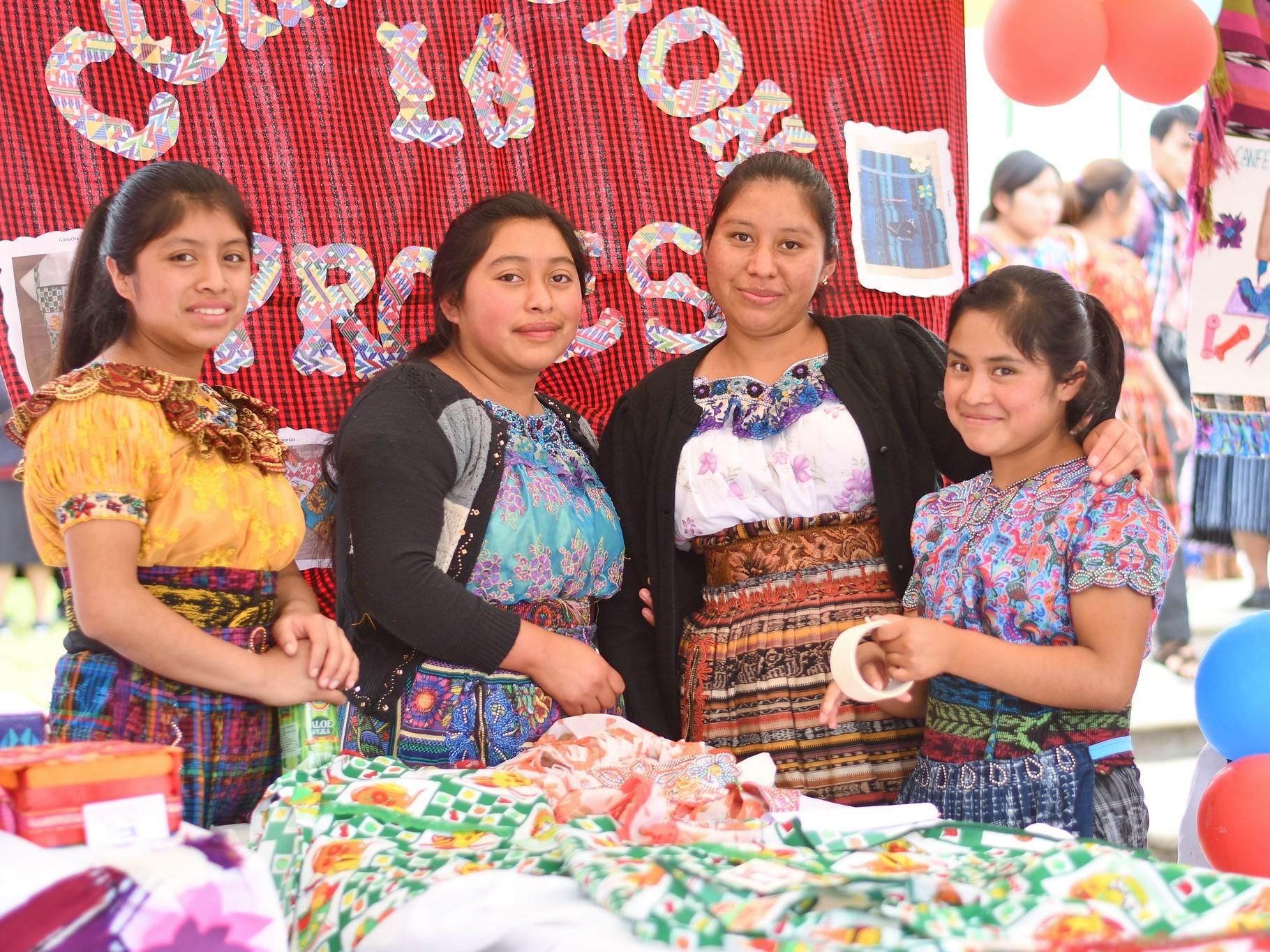 Unternehmerinnen Guatemala